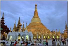 arquitectura de Birmania