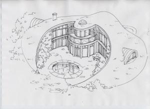 plano bioconstrucción