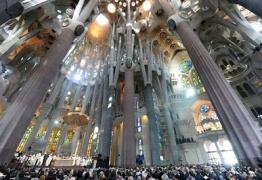 templo Gaudi Barcelona